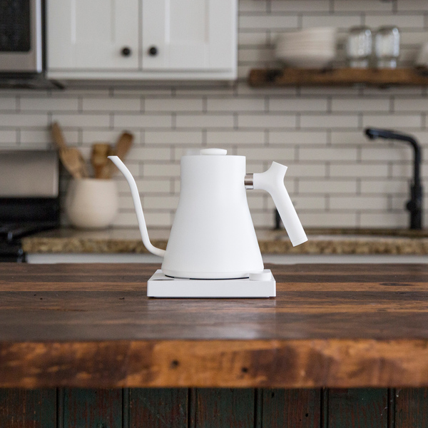 Fellow Stagg EKG - Electric Pour-Over Kettle - Matte White ...
